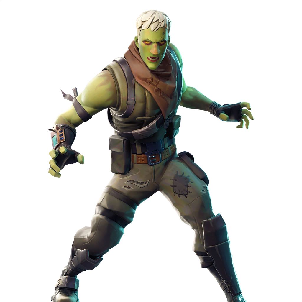 Fortnite Brainiac Skin