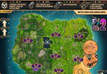 Cheat sheet fortnite season 6 week 2 challenges