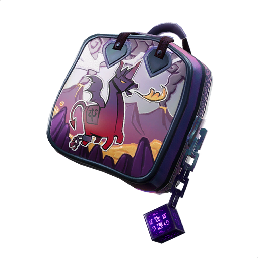Dark Bag Backbling