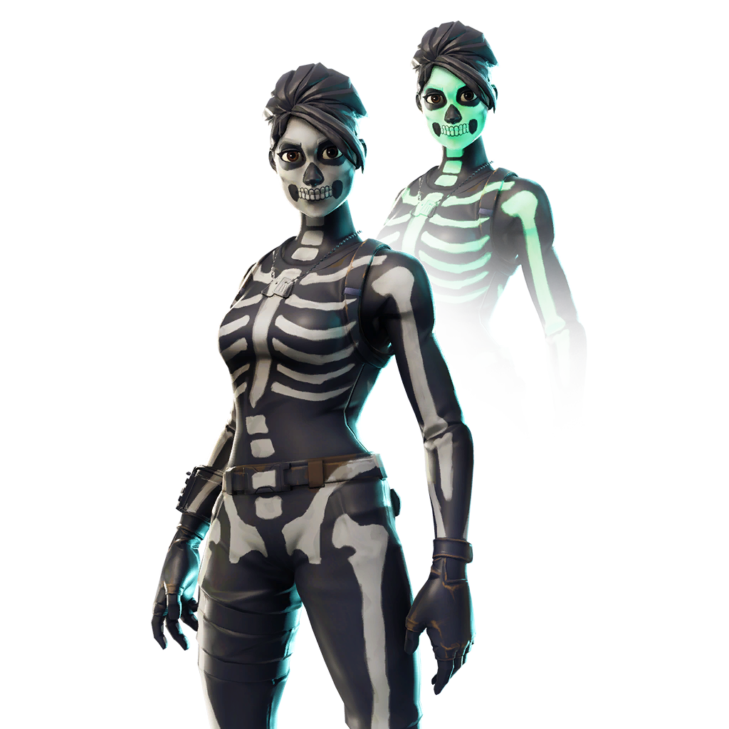 Skull Ranger Leaked Fortnite Skin v6.02