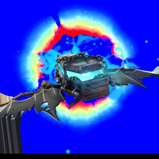 Crypt Cruiser Fortnite Leaked Glider v6.02