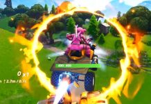 Flaming Hoops Challenge Season 6, Week 5