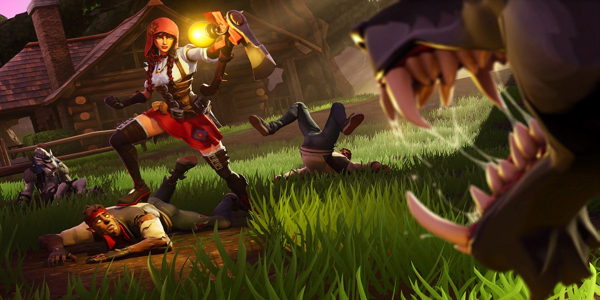 Fortnite Season 6 Hunting party week 3 loading screen