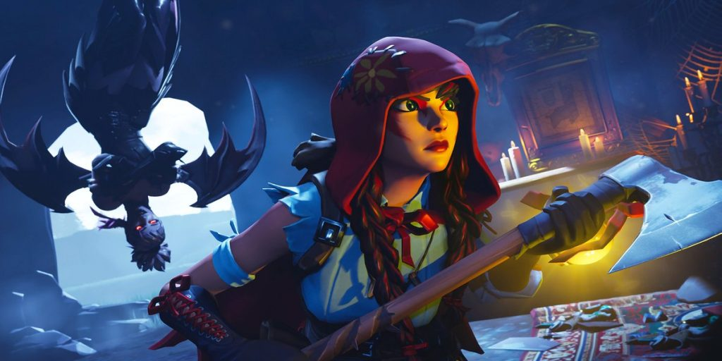 Fortnite Season 6 Hunting party week 4 loading screen