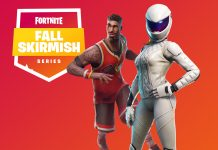 Fall Skirmihs Fortnite Twitchcon