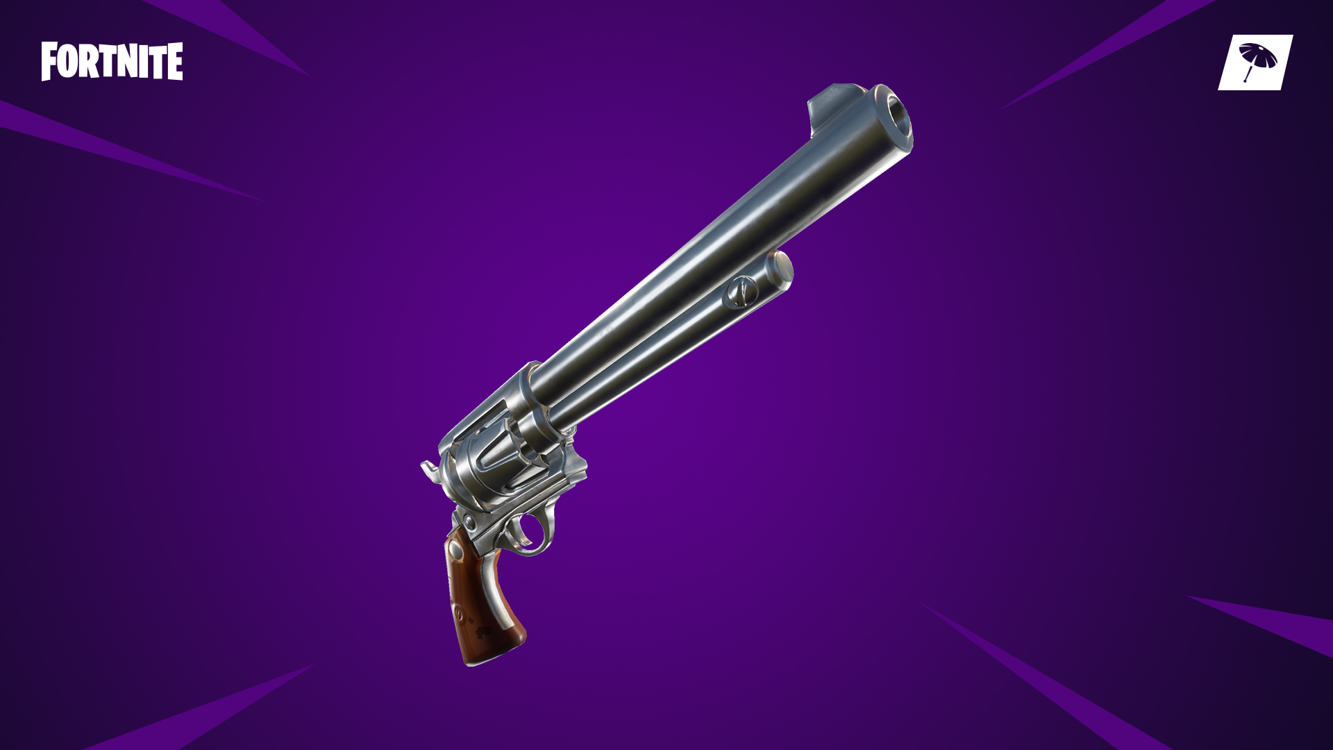 Fortnite Weapon - Sixth Shooter