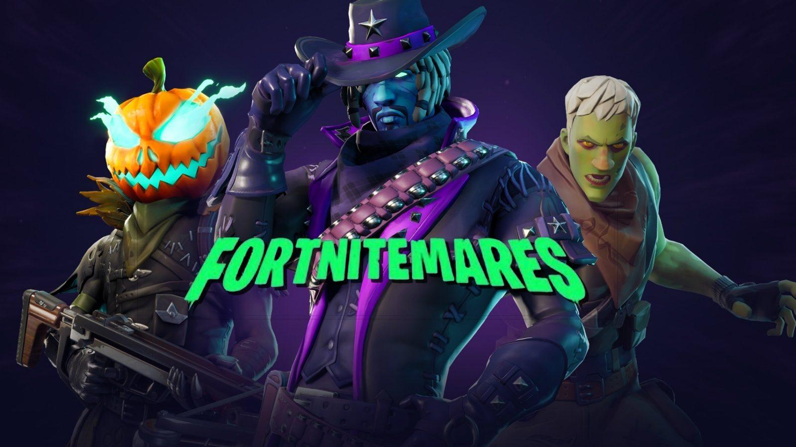 Fortnitemares challenges part 2