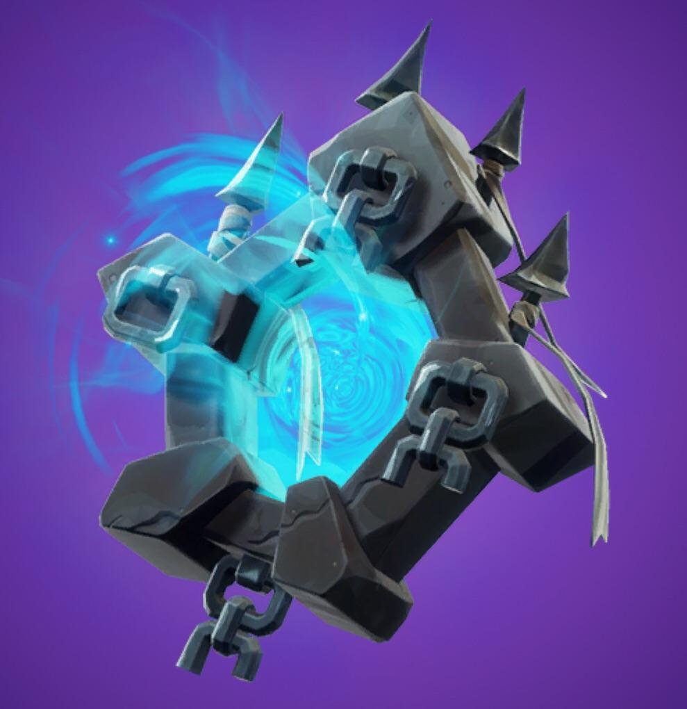 Ghost Portal Backbling