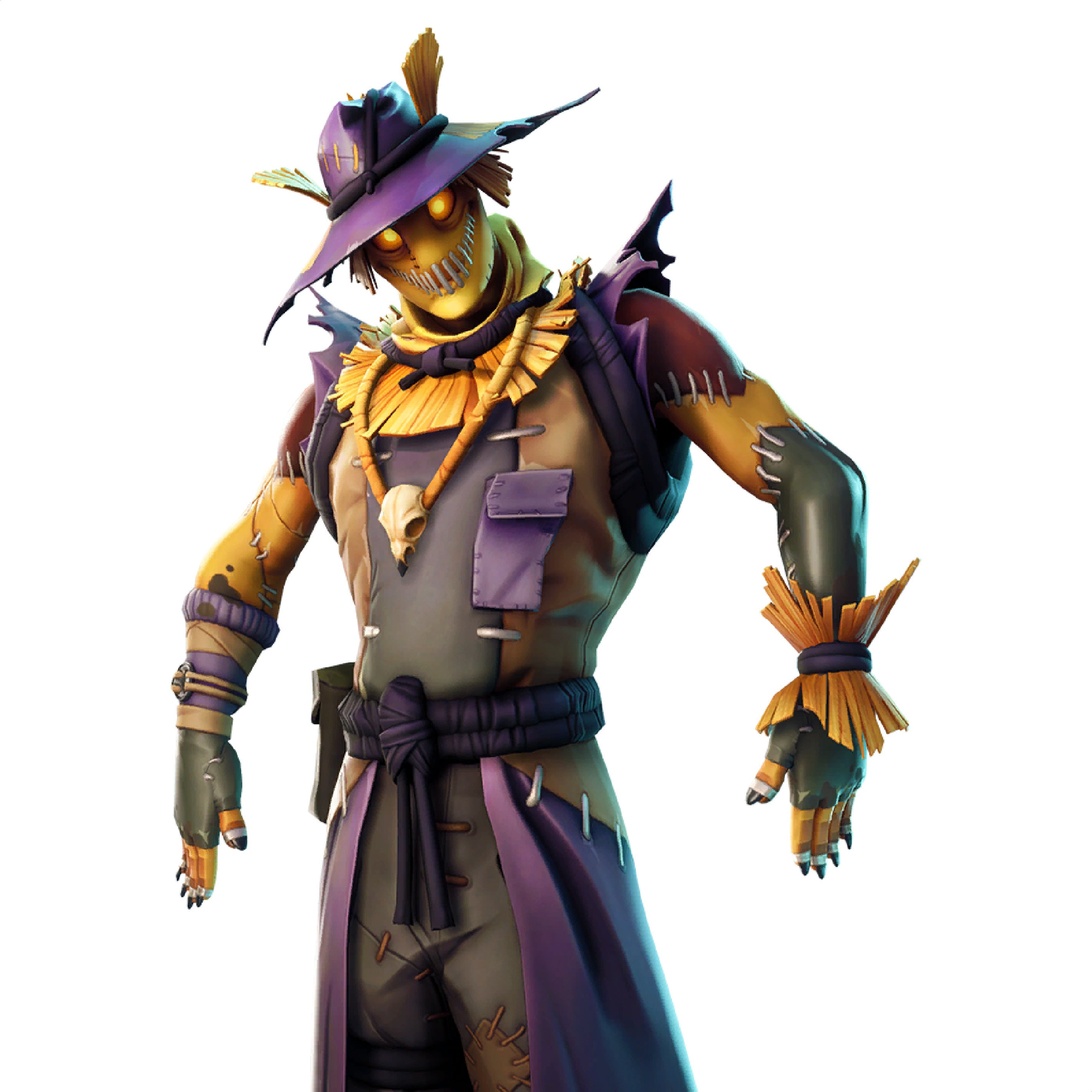 Hay Man Fortnite Leaked v6.01 skin