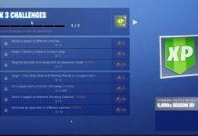 Season 6 Week 3 Fortnite Leaked Challenges