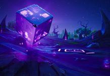 Shadow Rocks in Fortnite Battle Royale