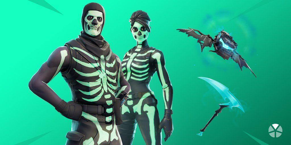 Skull Squad set