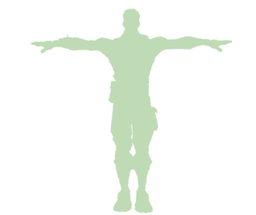 T Pose Emote Leaked Fortnite v6.01 cosmetic