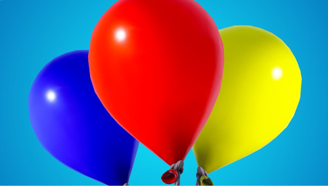 Balloons fortnite