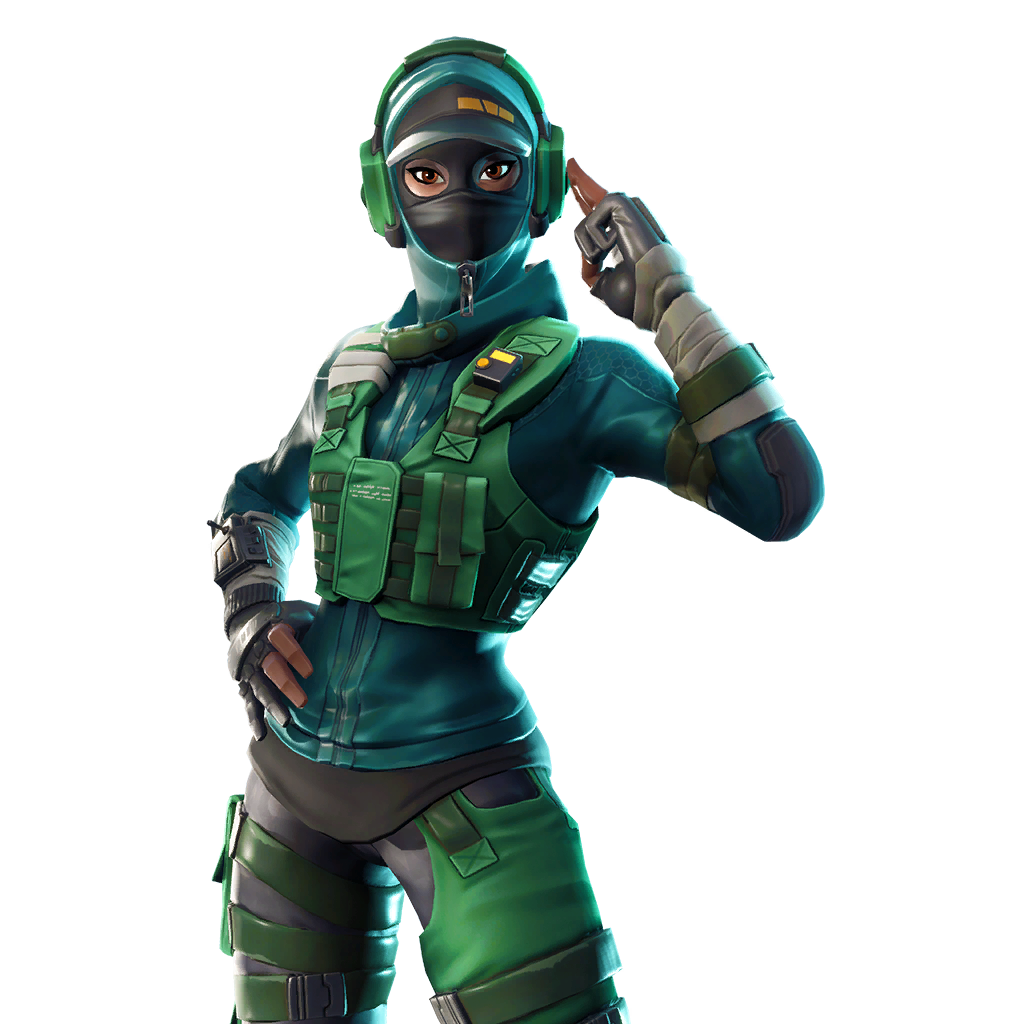 Instinct Fortnite Leaked Skin