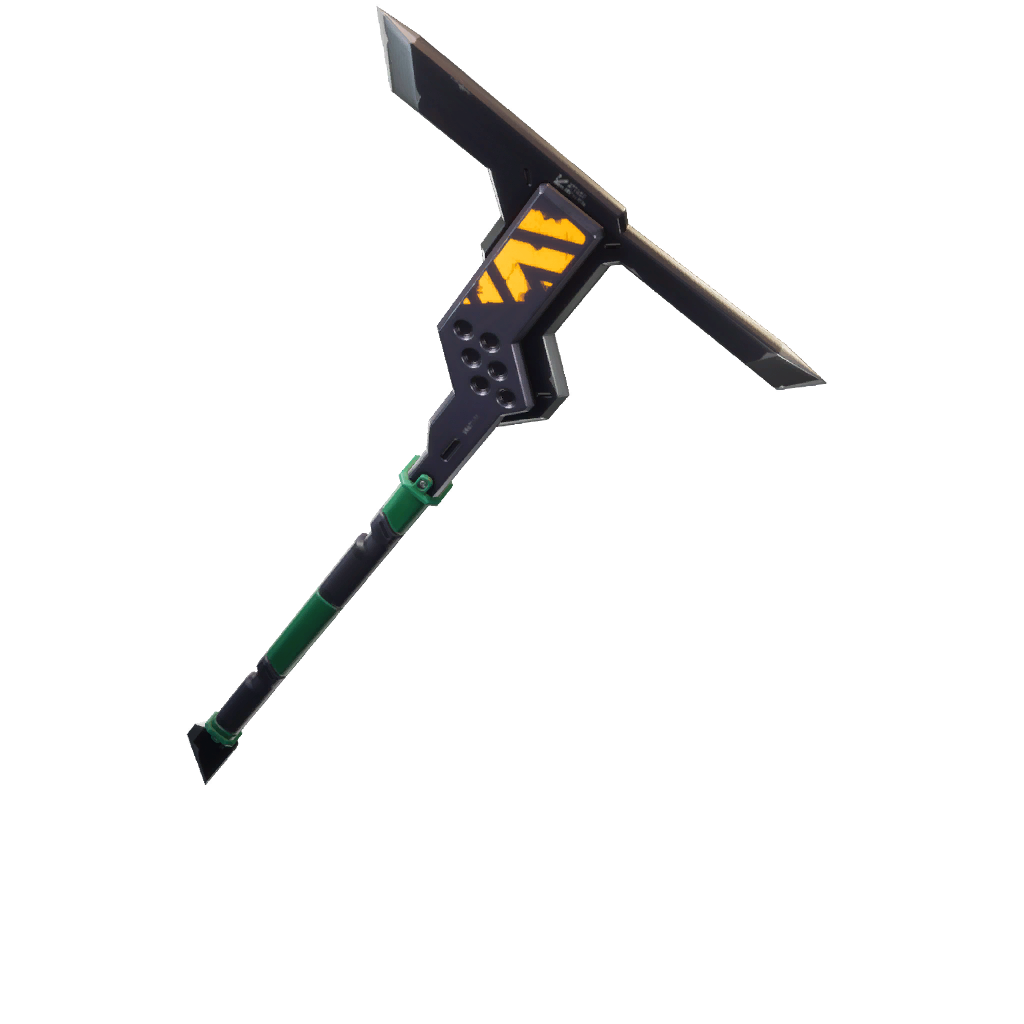 Angular Axe Fortnite Leaked Pickaxe