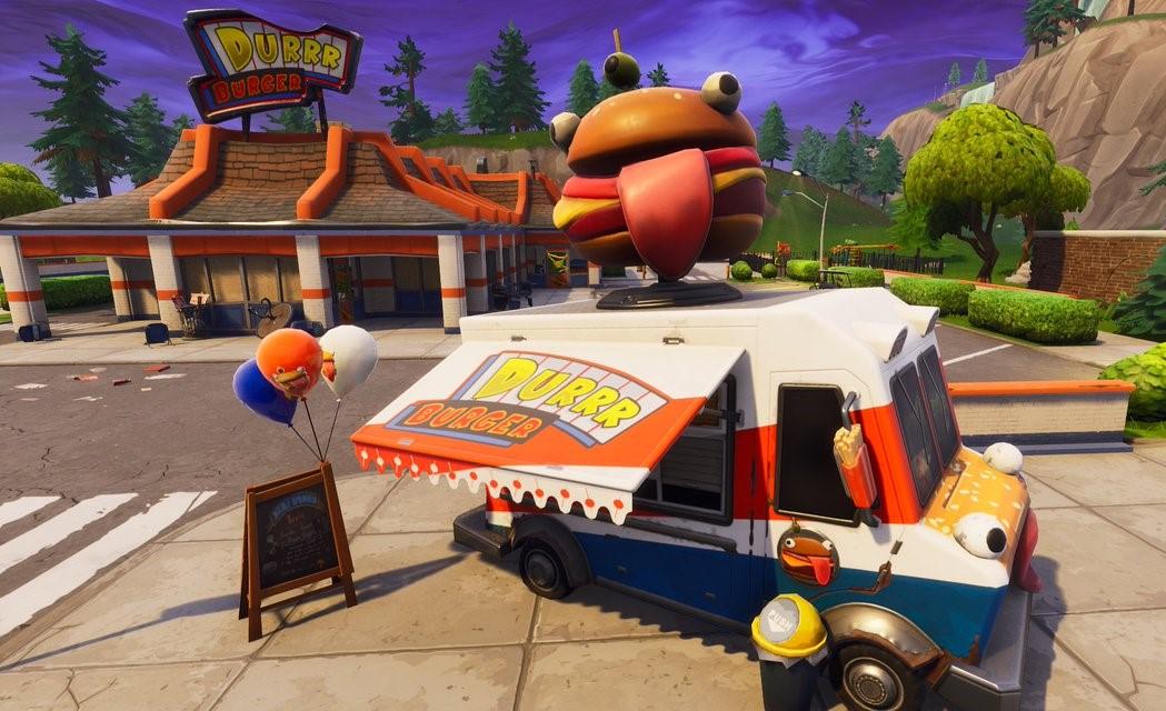 Durrr Burger Truck