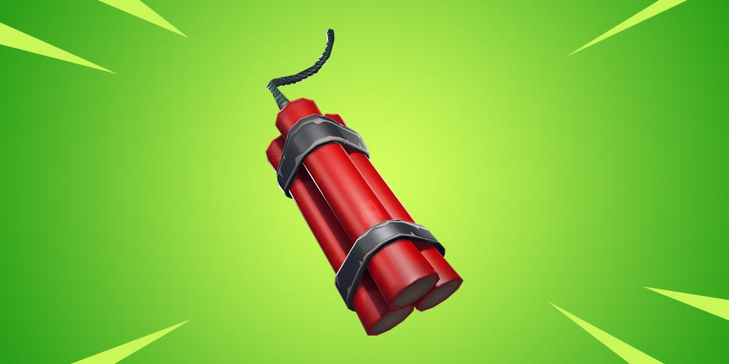 Fortin object - Dynamite