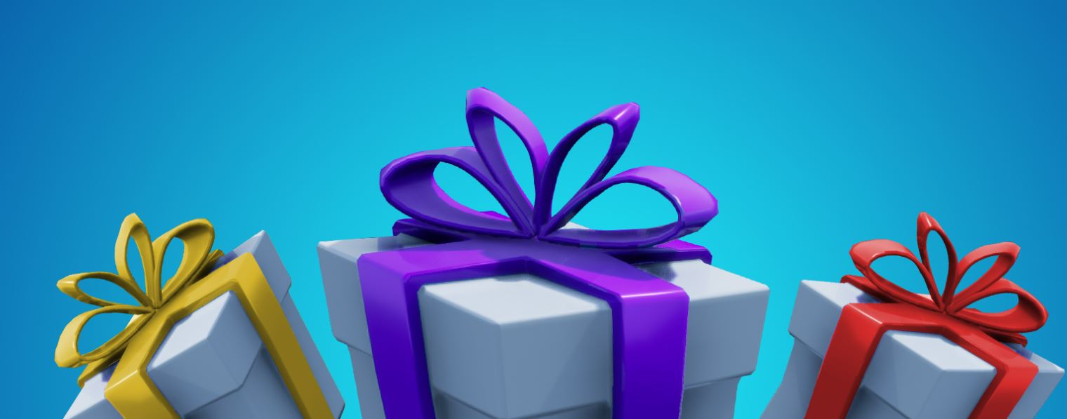 Fortnite Gifting System