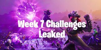 Fortnite Season 6 Week 7 Challenges Loading Screen