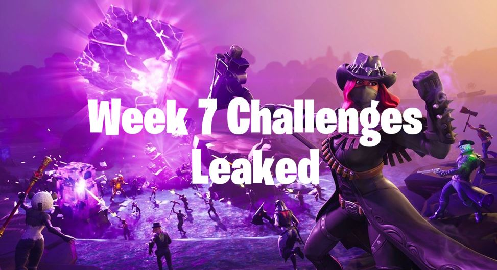 fortnite how to get week 8 loading screen