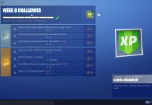 Fortnite Season 6, Week 8 Leaked Challenges