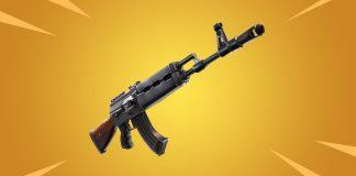 Heavy Assault Rifle Fortnite
