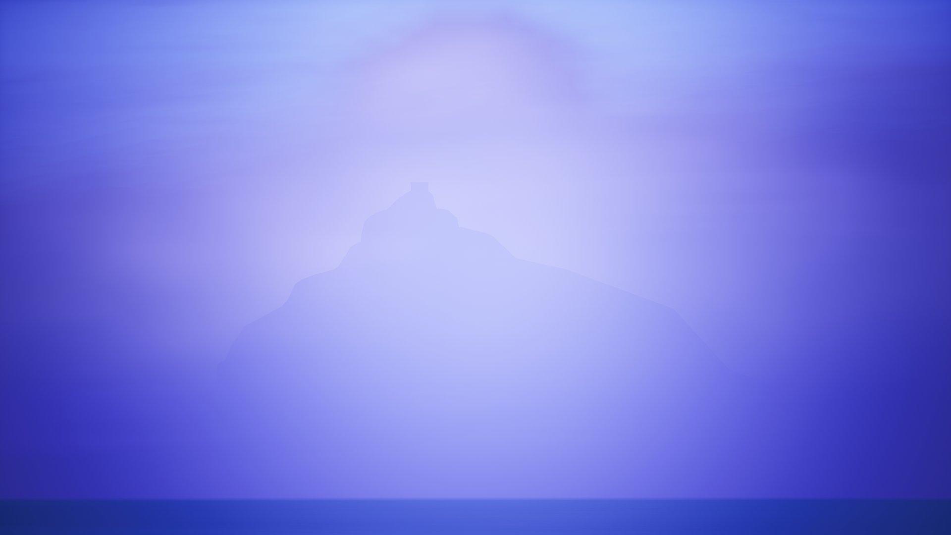 Iceberg Outline in Fortnite