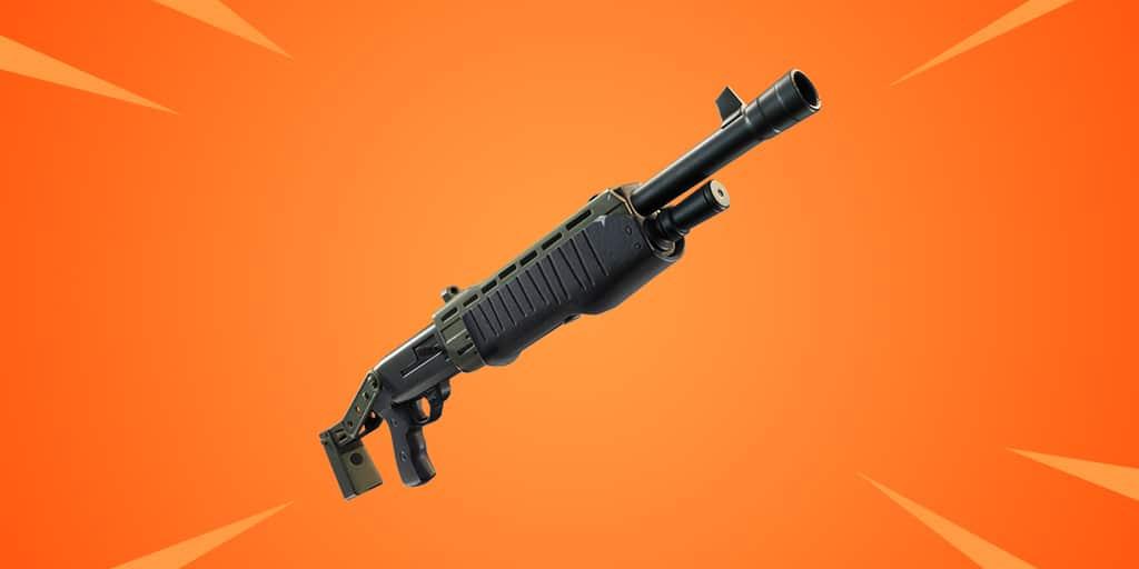 Pump shotgun fortnite