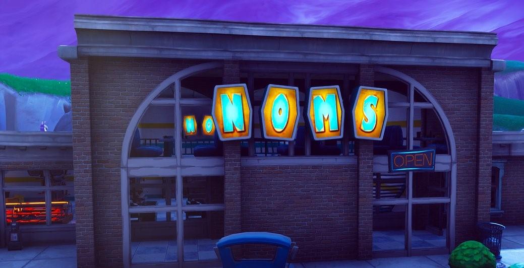 Retail row NOM Sign returns