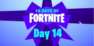 14 Days of Fortnite - Day 14