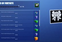14 days of Fortnite Day 7 Challenge