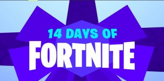 14 days of fortnite