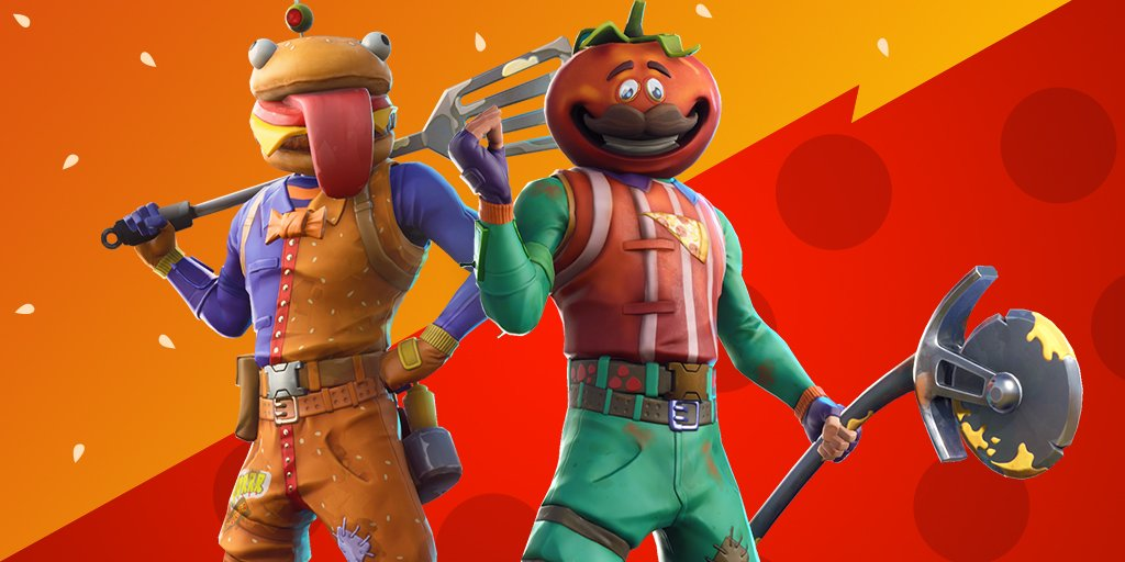 16 Player Food Fight LTM Image