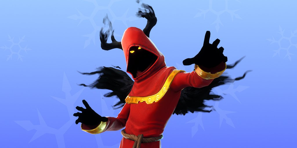 Fortnite Item Shop 28th December Cloaked Shadow New