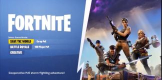 Creative Mode in Fortnite