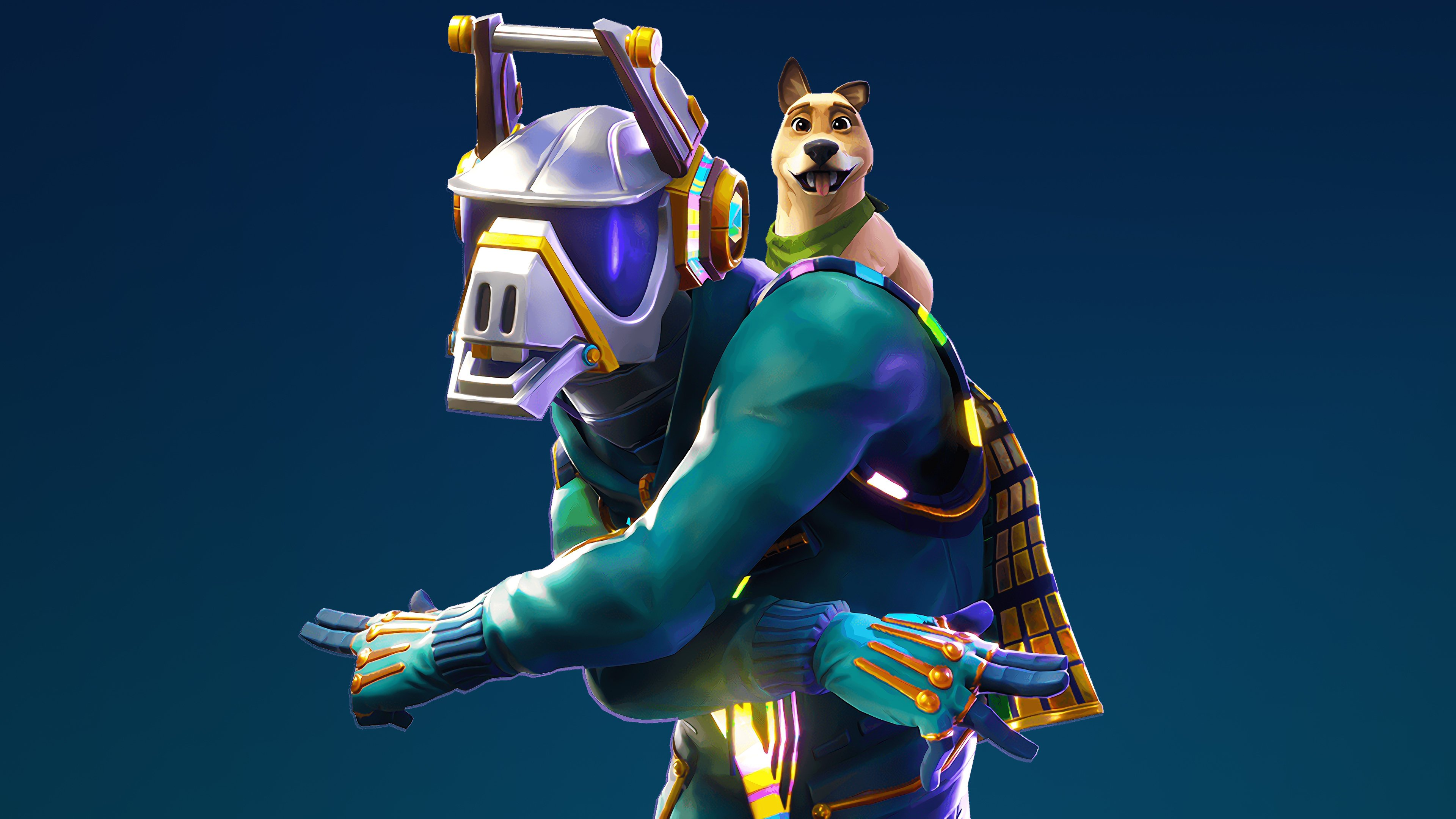 New Female Dj Yonder Fortnite Skin And Back Bling Leaked