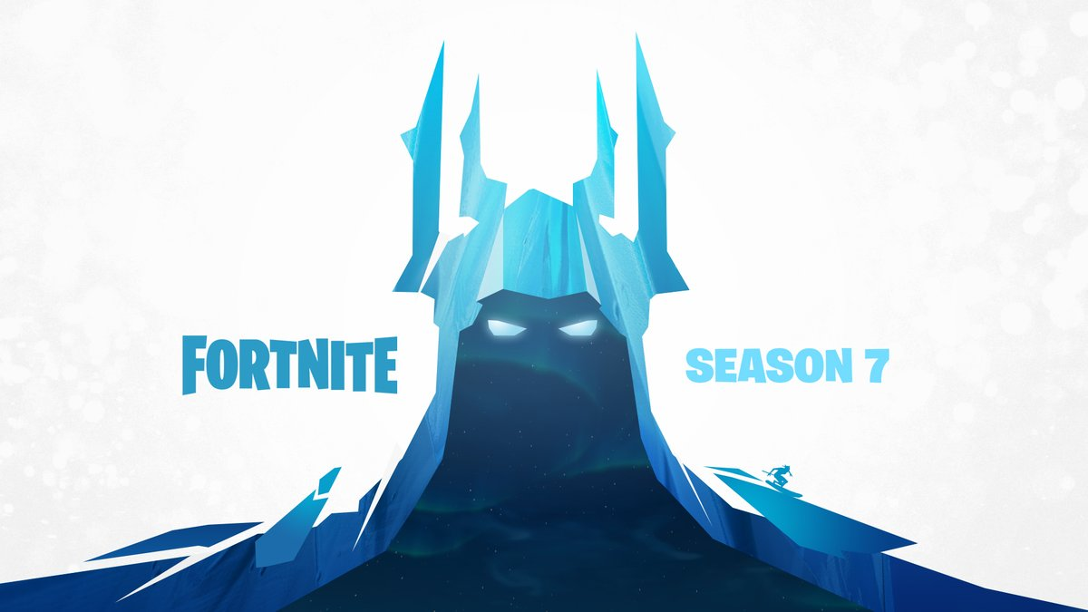 Fortnite Season 7 - First Teaser