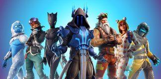 Fortnite Season 7 Battle Pass Skins