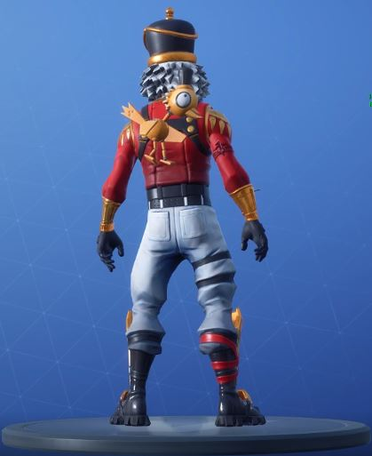 Fortnite Birdshot Back Bling