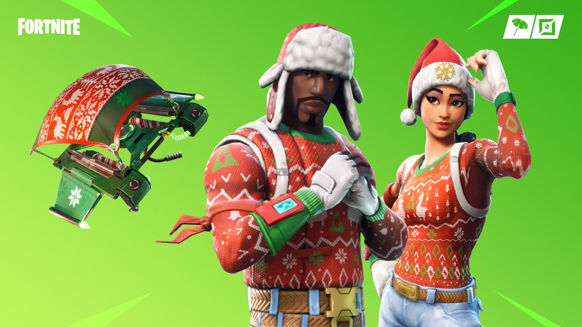 All Christmas Skins Fortnite.Fortnite Daily Item Shop Popular Christmas Themed Fortnite