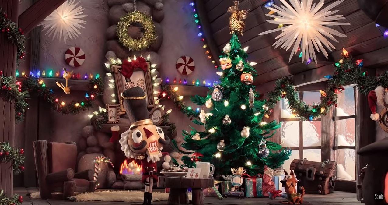 Fortnite Christmas