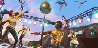 Fortnite Disco Domination