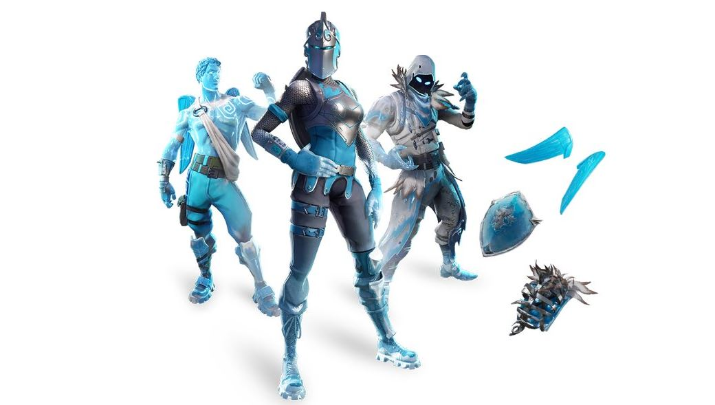 Previously Leaked Fortnite Frozen Legends Pack Now Available