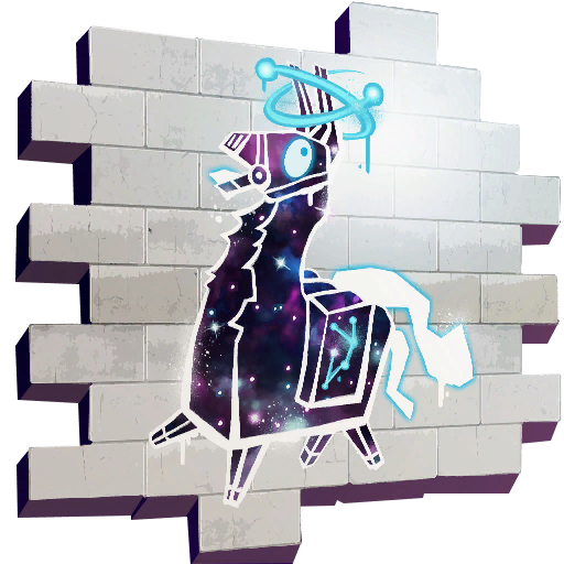 New Fortnite Galaxy Spray Redeemable With Phone Case Purchase