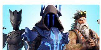 Fortnite HD Skins Season 7