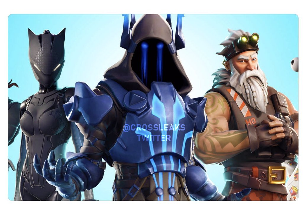 Fortnite HD Skins Season 7