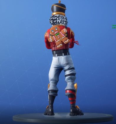 Fortnite Mini Marauder Back Bling