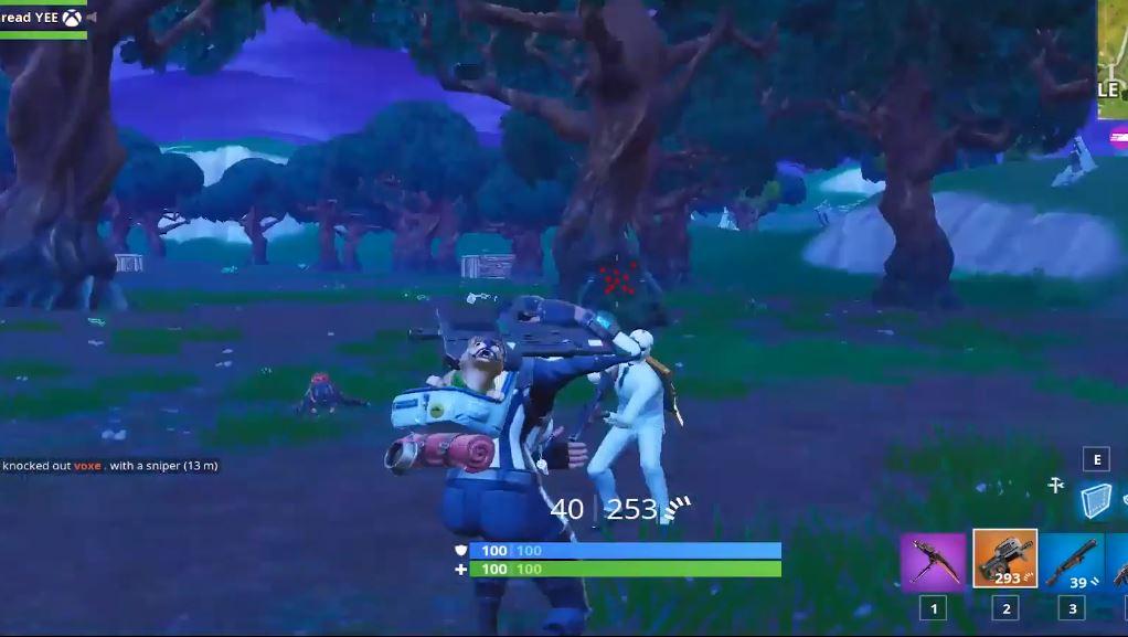 Fortnite Phantom Shots