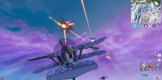 Fortnite Plane v7.10 changes
